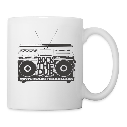 rockthedub.com logo - Coffee/Tea Mug