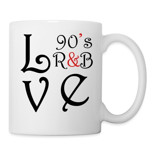 i Love 90s R&B - Coffee/Tea Mug