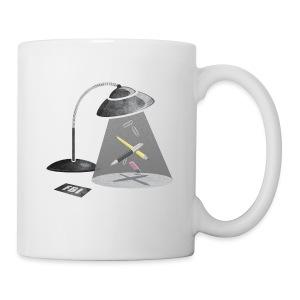 Desktop Abduction - Coffee/Tea Mug