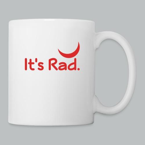 It's Rad - Coffee/Tea Mug