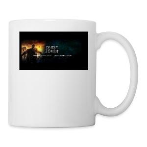 Deadly_Zombies_-1- - Coffee/Tea Mug