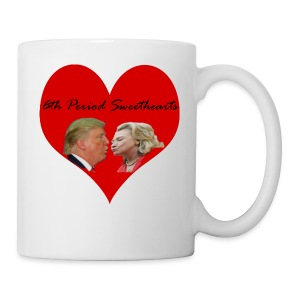 6th Period Sweethearts Government Mr Henry - Coffee/Tea Mug