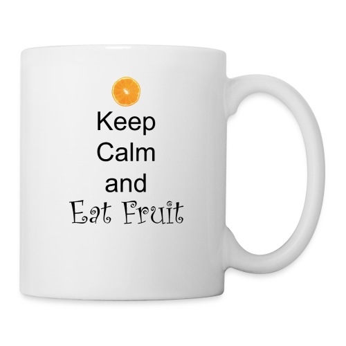 Keep-Calm-and-Eat-Fruit - Coffee/Tea Mug