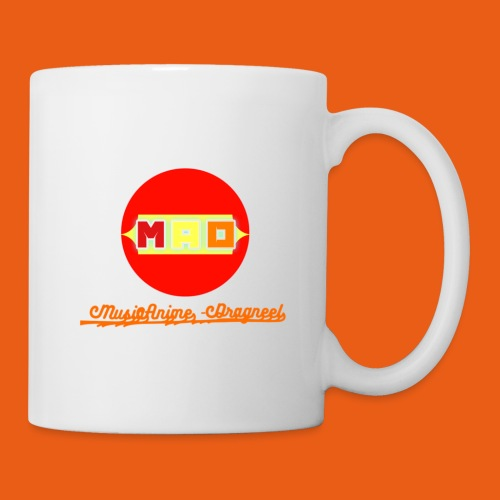 MusaiAnime - Dragneel's New Logo - Coffee/Tea Mug