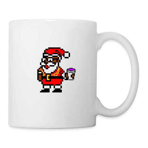 trap_santa - Coffee/Tea Mug