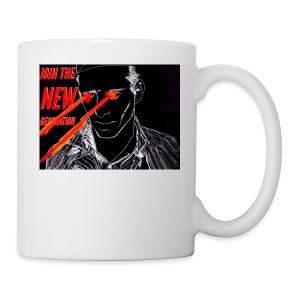 Join the New Generation - Coffee/Tea Mug