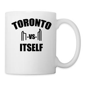 6 Versus 6 - Coffee/Tea Mug