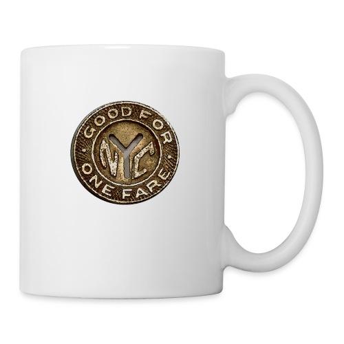 NYC Token - Coffee/Tea Mug