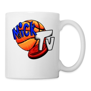 Nick TV Big and Tall - Coffee/Tea Mug