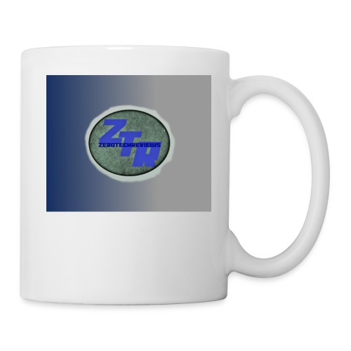 ZeroTechReview Merchandise - Coffee/Tea Mug