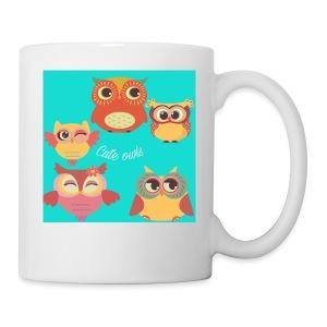 Cute owls - Coffee/Tea Mug