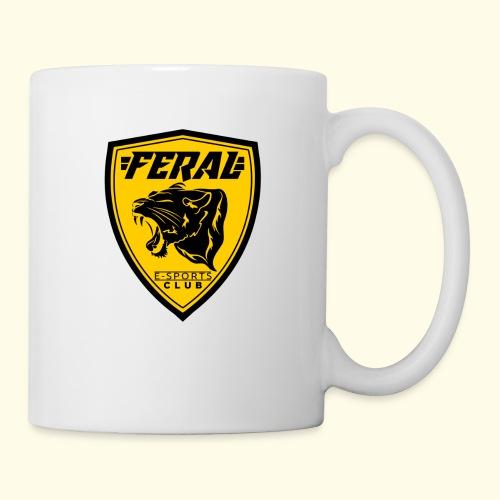 FERAL_EC_Logo - Coffee/Tea Mug