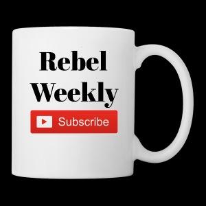 Rebel Weekly - Coffee/Tea Mug