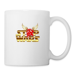 Stop Wars. Wing's and Anarchy - Coffee/Tea Mug
