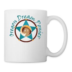 Oregon Dream Ponies - Coffee/Tea Mug