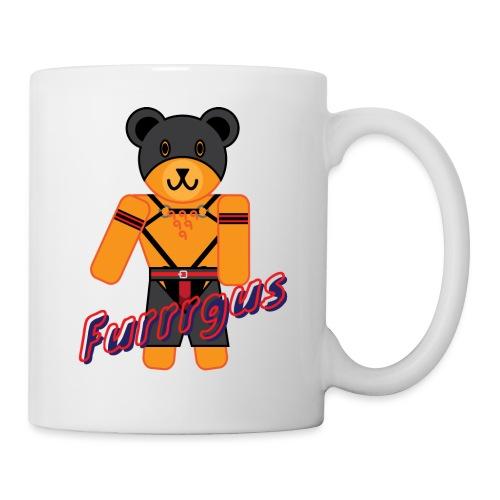 Leather Furrrgus - Coffee/Tea Mug