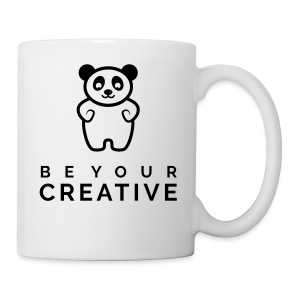 BeYourCreative BLK - Coffee/Tea Mug