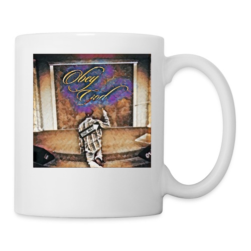 Obey God - Coffee/Tea Mug