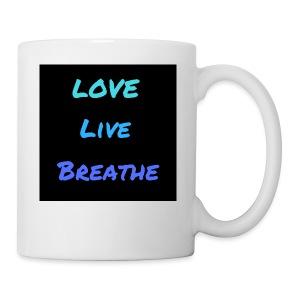 The Day Shift Academy Blue LLB Design - Coffee/Tea Mug