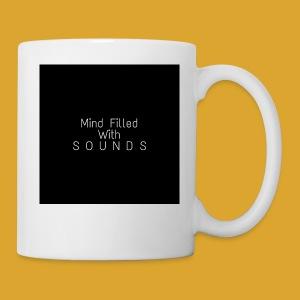 Mind Filled with Sounds - Coffee/Tea Mug