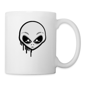 Martians From Mars Logo - Coffee/Tea Mug