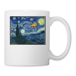 Starry Night Drone - Coffee/Tea Mug