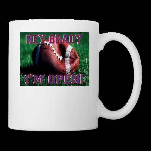 Brady I'm Open - Coffee/Tea Mug