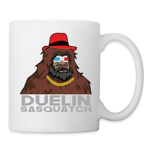 Duelin Sasquatch - Coffee/Tea Mug