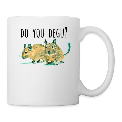 Do You Degu ? - Coffee/Tea Mug