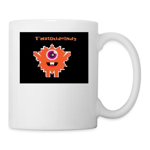 ThatDudeIndy Logo - Coffee/Tea Mug