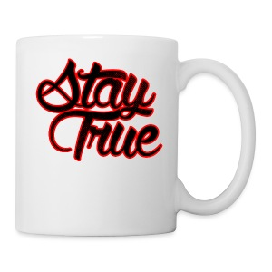 Stay True - Coffee/Tea Mug
