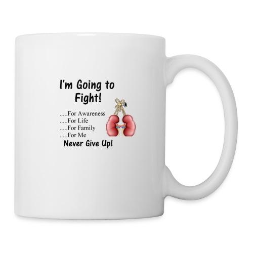 Knock Out Kidney Disease - Coffee/Tea Mug