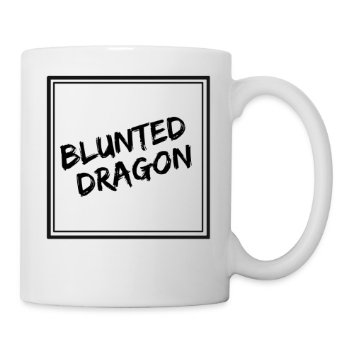 Square painted logo - Coffee/Tea Mug