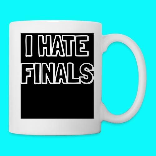 I HATE FINALS - Coffee/Tea Mug