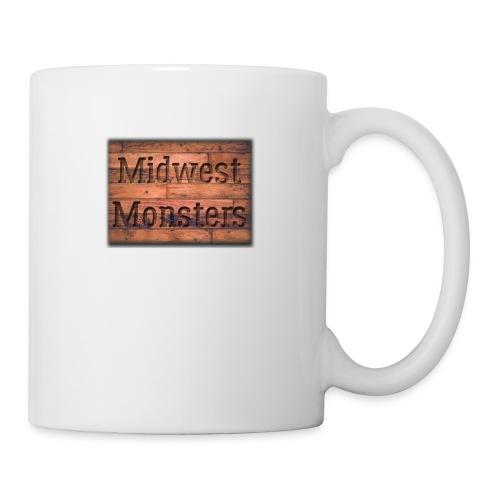 Midwest Monsters Wood Logo - Coffee/Tea Mug