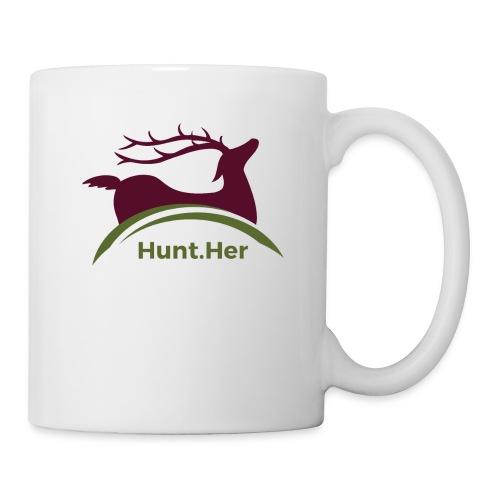 HuntHER Gear - Coffee/Tea Mug