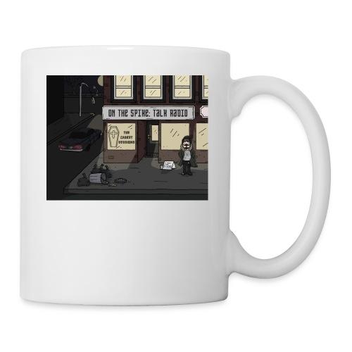 Corner Brad - Coffee/Tea Mug