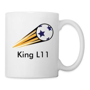King L11 - Coffee/Tea Mug
