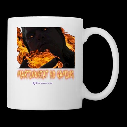 Martinoheat HD Gaming button - Coffee/Tea Mug