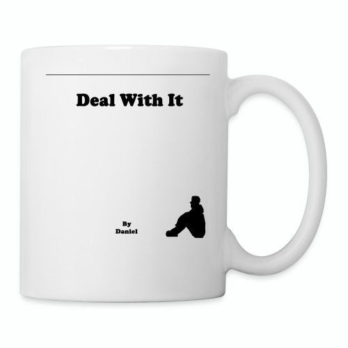 Deal with it by Daniel - Coffee/Tea Mug