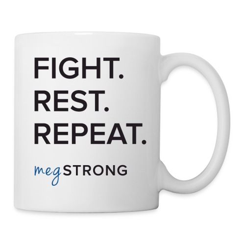 Fight Rest Repeat - Coffee/Tea Mug