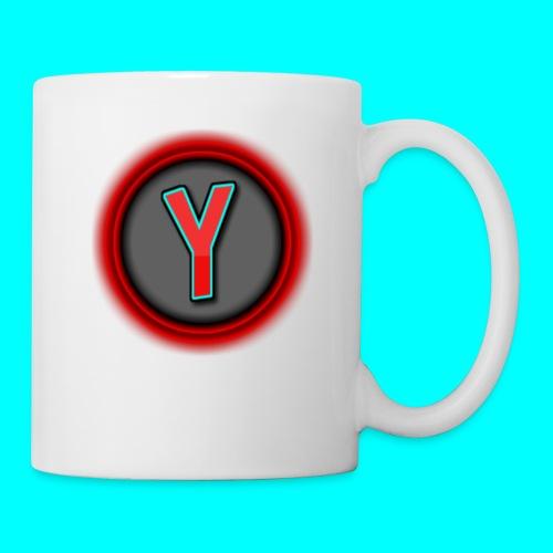 CoolYeti LOGO - Coffee/Tea Mug