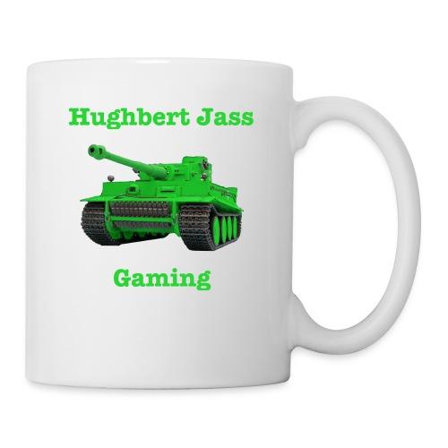HughbertJassGamingTiger - Coffee/Tea Mug