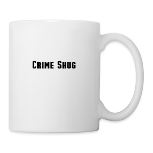 Crime Shug - Coffee/Tea Mug