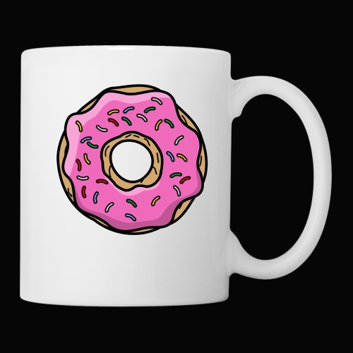 Doughnut Style - Coffee/Tea Mug