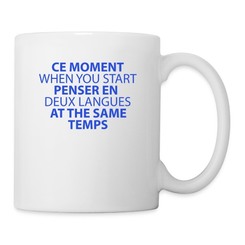 Language geek phrase - Coffee/Tea Mug