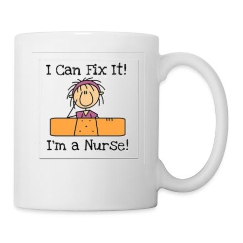 I can fix it nurse tee - Coffee/Tea Mug