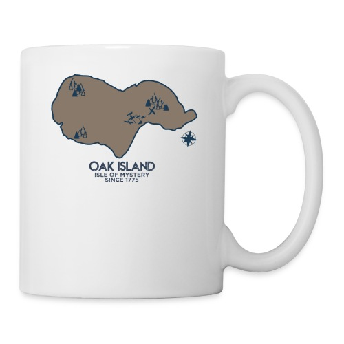 Oak Island - Coffee/Tea Mug
