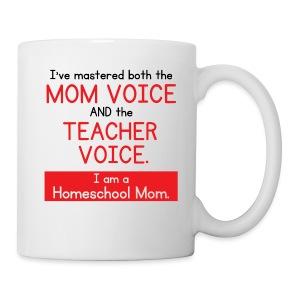 Voice Master - Coffee/Tea Mug