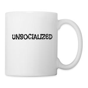 Unsocialized - Coffee/Tea Mug